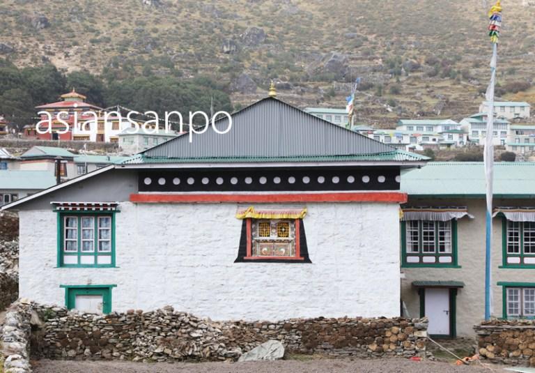 ネパール エベレスト街道 シェルパ 家