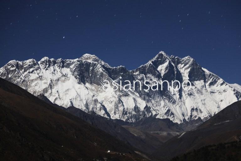 ネパール エベレスト タンボチェ