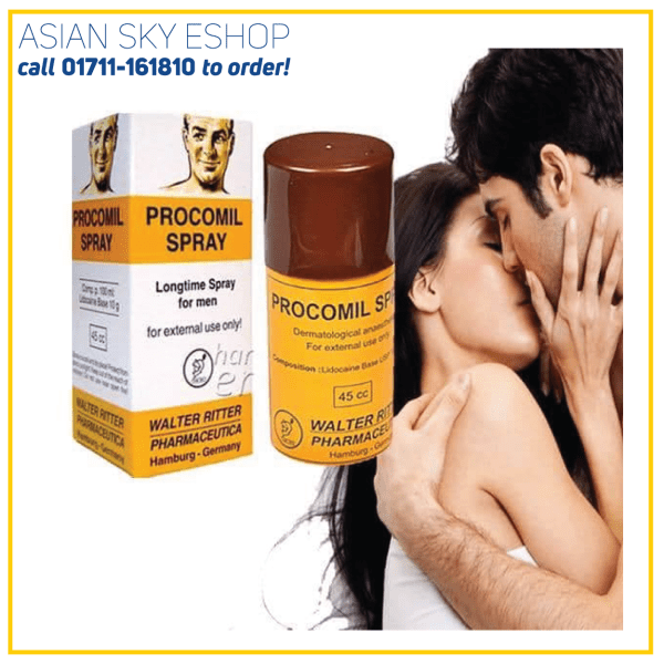 Procomil Spray Sexual for Men