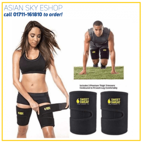 Thigh Trimmer Belt Protective Wear Gym Yoga Fitness/Thigh Trimmer Belt Sweet Sweat Neoprene Trim Slimming Thigh Wraps Weight Loss
