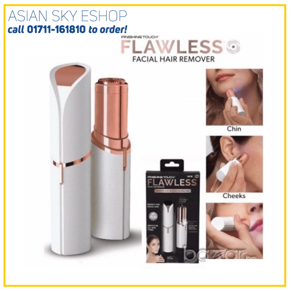 flawless removes