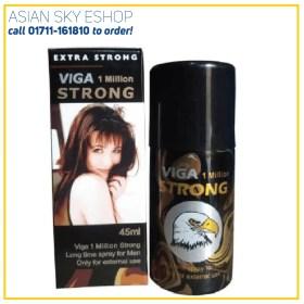Original Viga 1 Million Extra Strong Spray