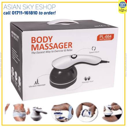 professional handheld body massager