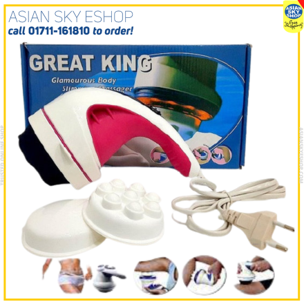 Great King Body Massager Slim and Weight Loss product