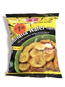 Shalini Banana Wafer Spicy Indian Snack