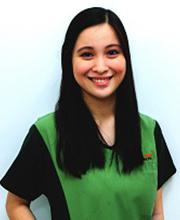 Ma. Elizabeth Yanes, RN – Dental Nurse – Assistant