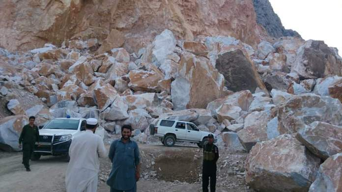 FATA, THE LAND OF MINERALS