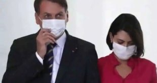 Brazil's first lady Michelle Bolsonaro and cabinet minister Marcos Pontes test positive for COVID-19