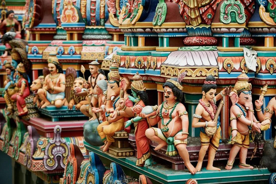 Hindouisme découverte religion Asie