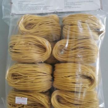Hong Kong Style Egg Noodles, 1 kg pack