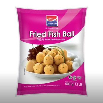 Ocean Ria Fried Fish Balls, 500g