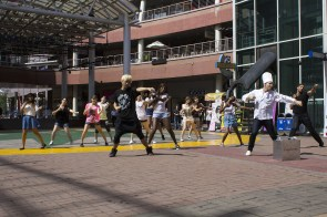 Flashmob - 16082013 - Dream High_49