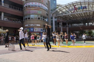 Flashmob - 16082013 - Dream High_54