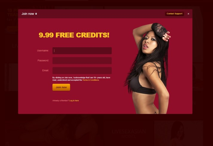 livesexasian site