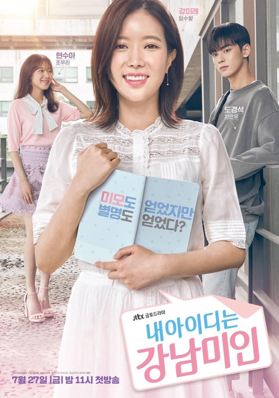 My ID Is Gangnam Beauty P1 - My Top 5 K-Drama Picks for Newbies