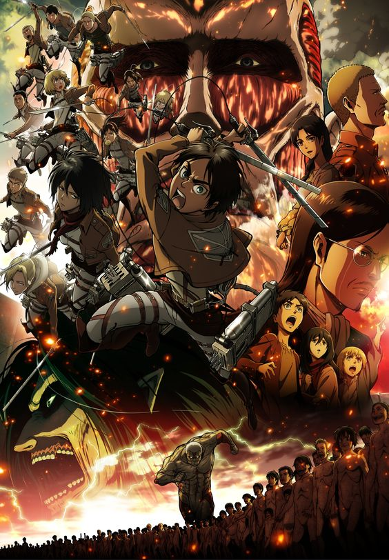 Read more about the article Shingeki no Kyojin (Attack on Titan)