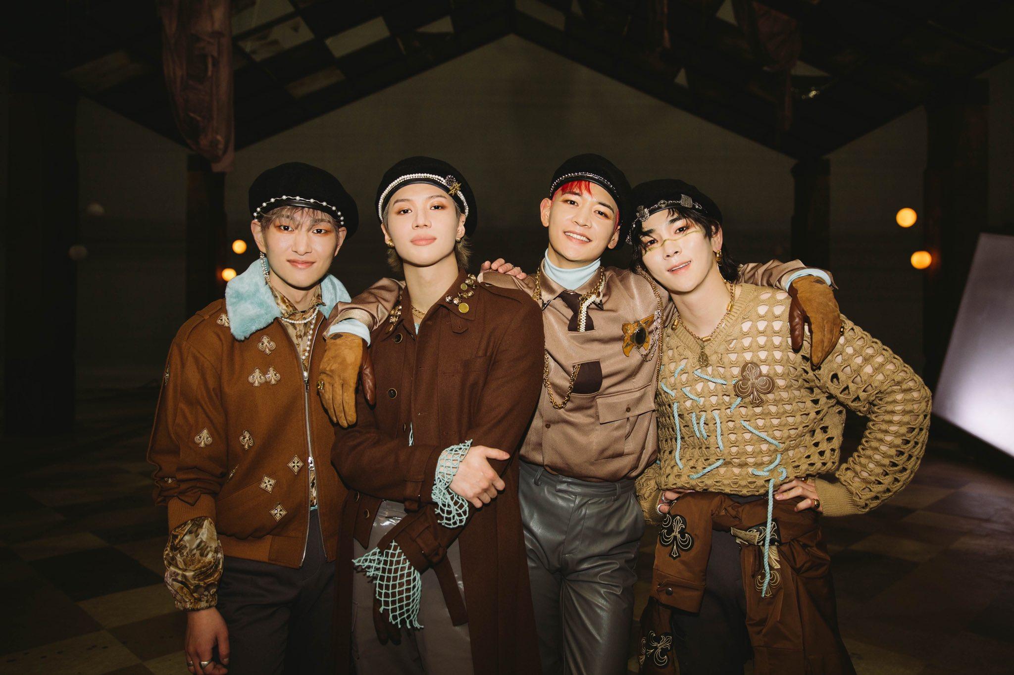 Read more about the article SHINee: SHINee WORLD – O primeiro show online do grupo