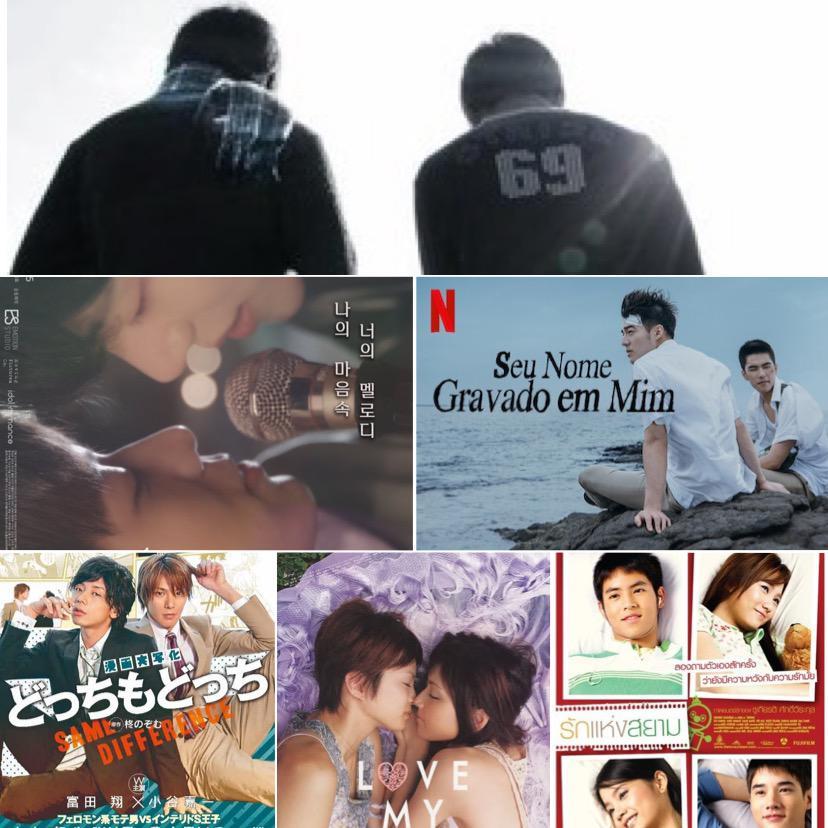 Read more about the article Especial dia internacional contra homofobia: Confira 6 Filmes com tema LGBTQIA+