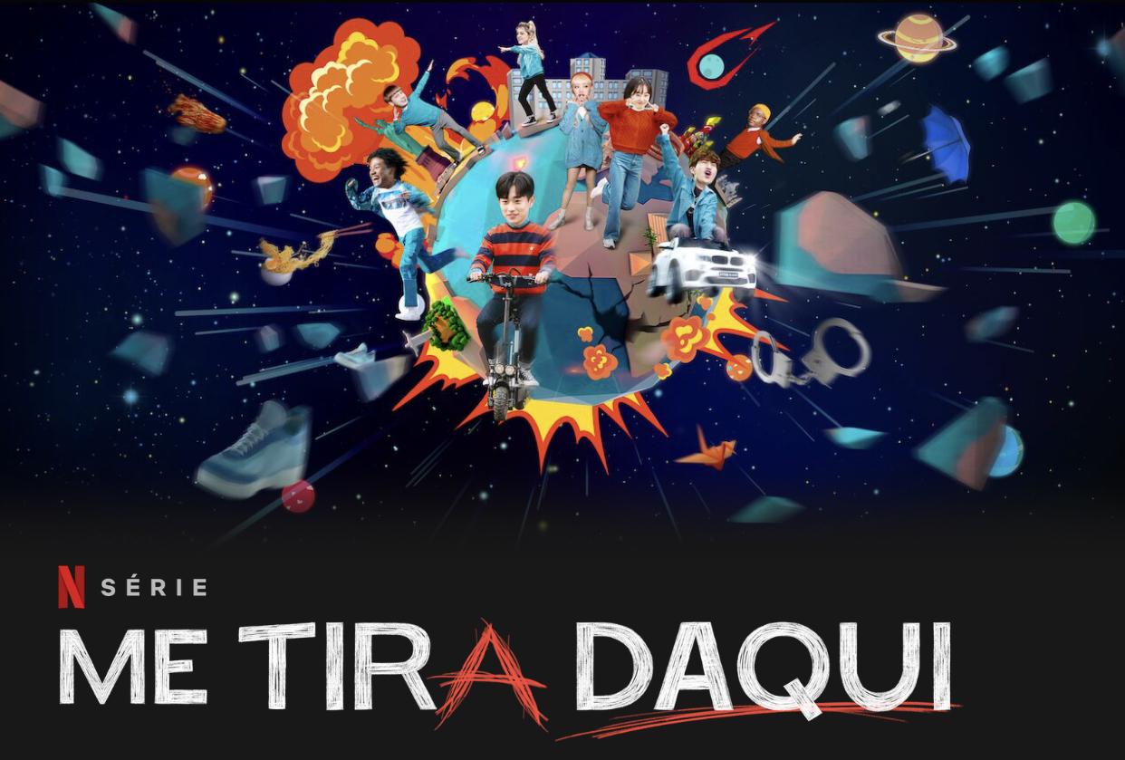 Read more about the article Conheça a nova Sitcom da Netflix: Me tira daqui