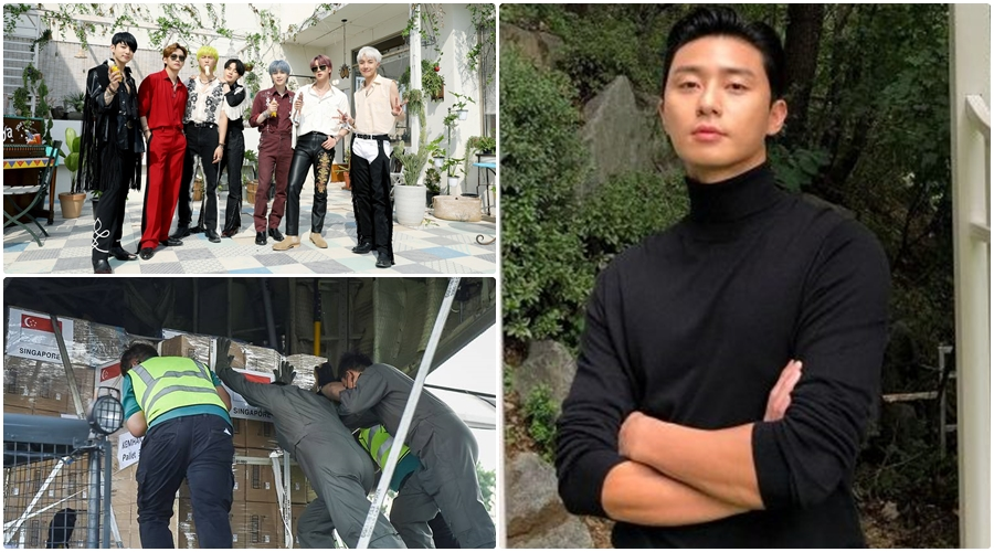 Read more about the article Giro Asia ON #27 | COVID-19, Park Seo Joon e Permission to Dance