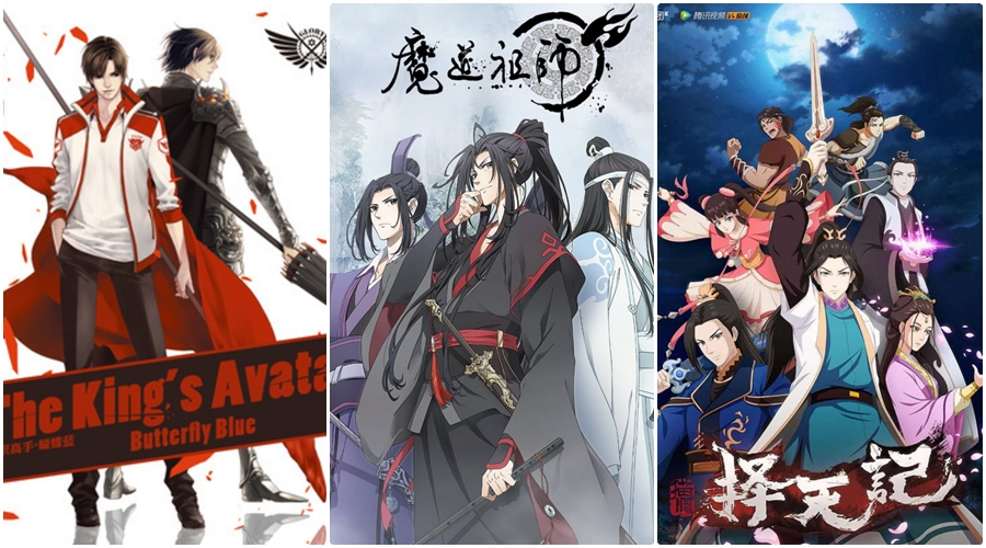 Read more about the article Donghua: 10 animes chineses adaptados para live action