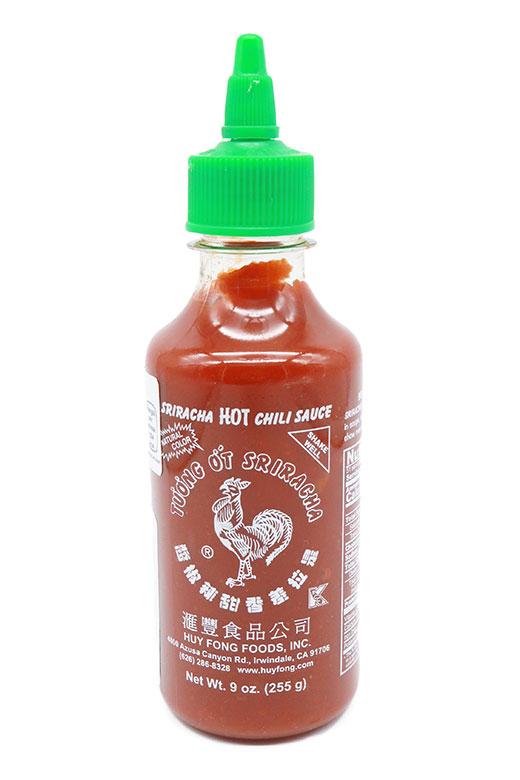 Huy Fong Salsa Picante Sriracha