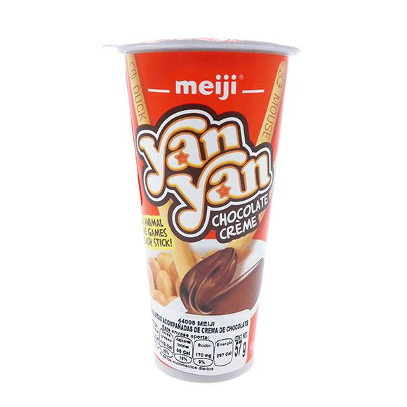 Meiji Yan Yan Chocolate