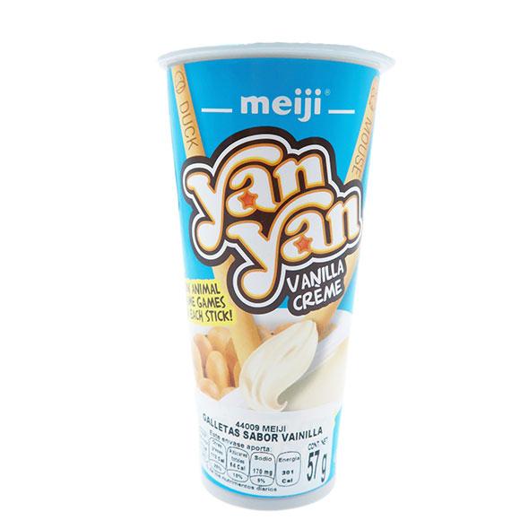 Meiji Yan Yan Vainilla
