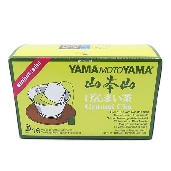 Yamamotoyama Te Genmai Cha