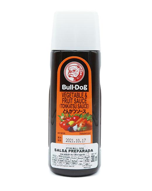 Bulldog Salsa Tonkatsu