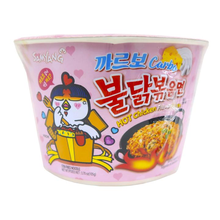 Samyang Hot Chicken Carbonara 105gr