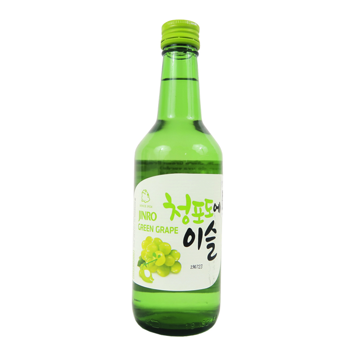 Jinro Soju Uva 360ml