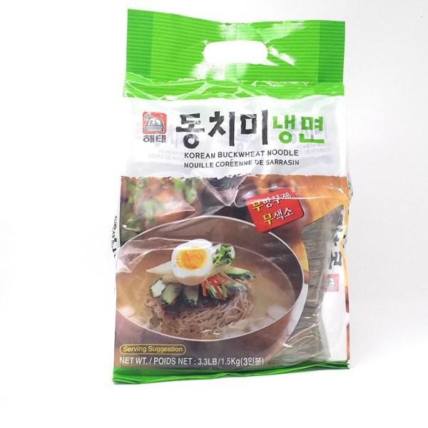 Haetae Korean Buckwheat Noodle