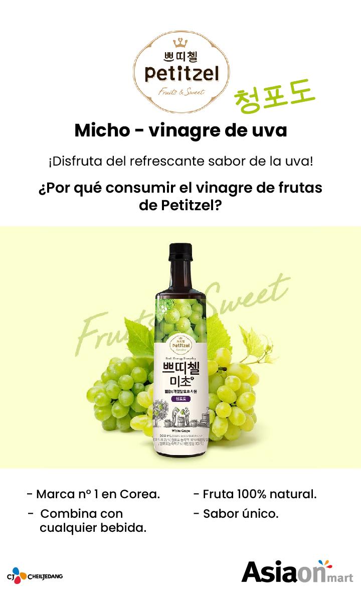 CJ Bebida de Vinagre de Uva (Micho)