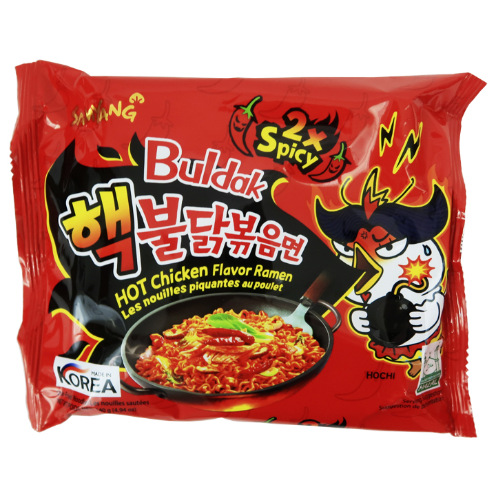 Samyang Hot Chicken Ramen 2X Spicy 140gr