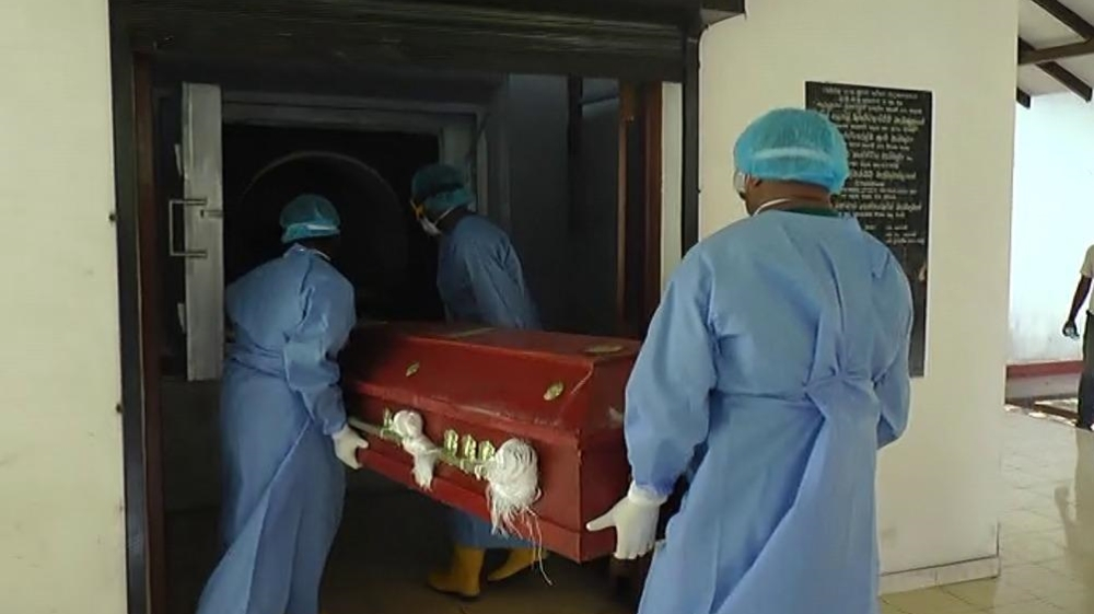 SRI LANKA// Forced cremation of bodies of pandemic casualties must stop
