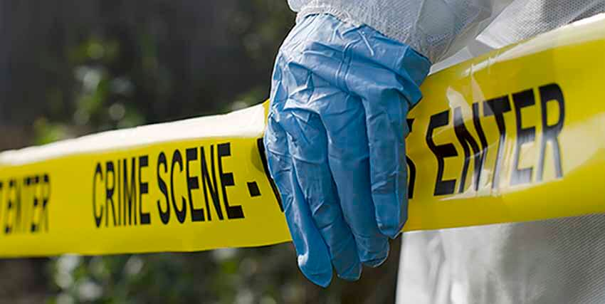 The Use of OHAUS Centrifuges for Crime Scene Investigation