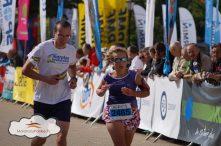 Krynica - finisz półmaratonu
