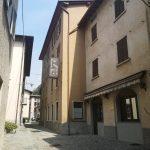 Puste uliczki Piazza Brembana