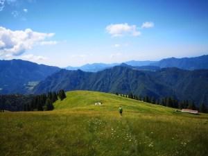 Monte Valbona Alpy Bergamskie