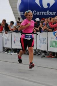 Maraton Warszawski, meta, 2014