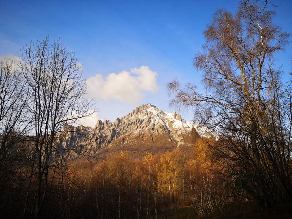 Grignetta, szczyt w Alpach Bergamskich