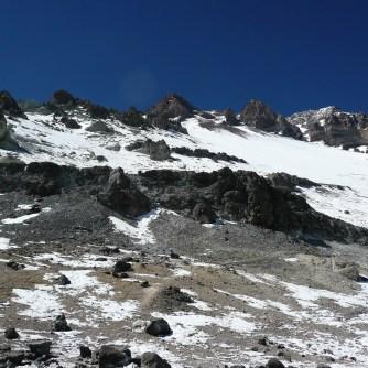 Nido de Condores, Andy, Argentyna, Aconcagua