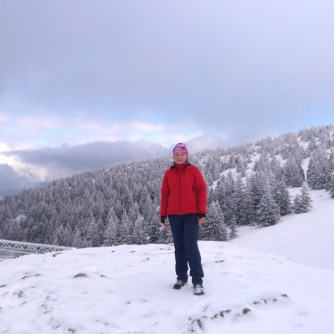 Pilsko, Montano, góry, zima