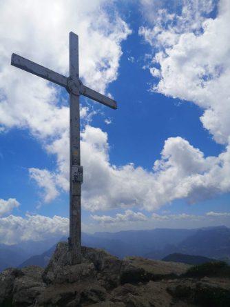Krzyż, szczyt, Monte Stivo