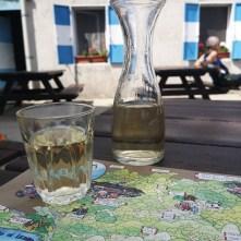 wino, mapa, schronisko, Nino Pernici