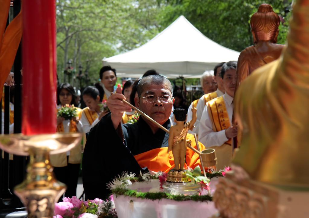 Vesak - Buddhas bursdag