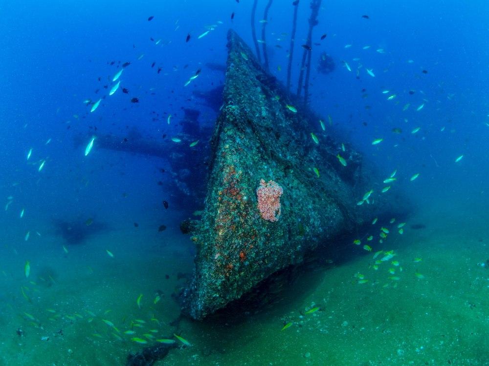 Coal Wreck