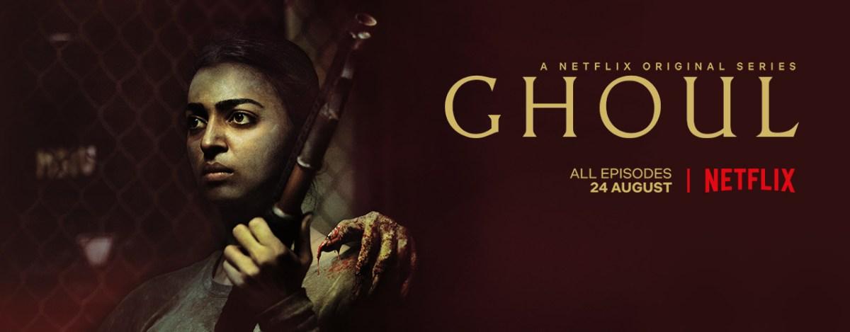 Ghoul - indisk grøss på Netflix
