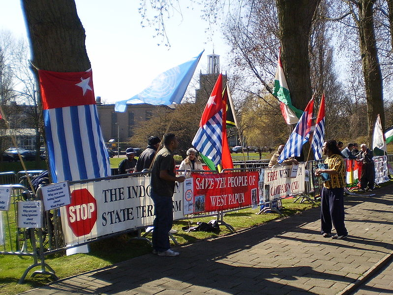 799px-West-Papua-demonstration